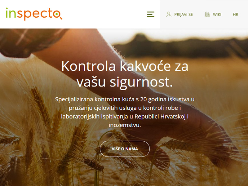 Inspecto - inspection company with accredited laboratory in Osijek